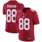 Giants #88 Evan Engram Red Men's Stitched Limited Jersey