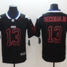 Giants 13 Odell Beckham Jr Black Shadow Legend Limited Jersey