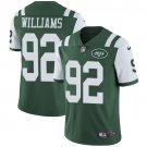 Jets #92 Leonard Williams Green Men's Stitched Limited Jersey