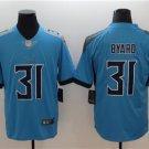 Titans #31 Kevin Byard Blue 2018 Draft Pick Limited Jersey