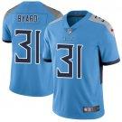 Titans #31 Kevin Byard Light Blue Men's Stitched Limited Jersey