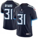Titans #31 Kevin Byard Navy Blue Men's Stitched Limited Jersey