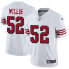 49ers #52 Patrick Willis White Rush Men's Stitched Limited Jersey