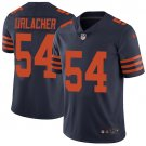 Bears #54 Brian Urlacher Navy Blue Men's Stitched Limited Jersey