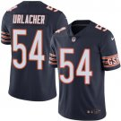 Bears #54 Brian Urlacher Navy Blue Men's Stitched Limited Jersey