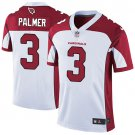 Cardinals #3 Carson Palmer White Men's Stitched Limited Jersey