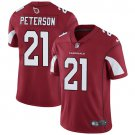 Cardinals #21 Patrick Peterson Red Men's Stitched Limited Jersey