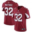 Cardinals #32 Tyrann Mathieu Red Men's Stitched Limited Jersey