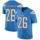 Chargers #26 Casey Hayward Electric Blue Men's Limited Jersey