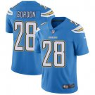 Chargers #28 Melvin Gordon Electric Blue Men's Limited Jersey
