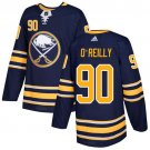 Ryan O'Reilly Men's Buffalo Sabres Stitched Home Navy Blue Jersey