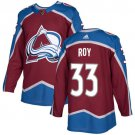 Patrick Roy Men's Colorado Avalanche Stitched Burgundy Home Red Jersey