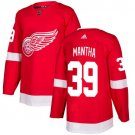 Anthony Mantha Men's Detroit Wings Stitched Home Red Jersey