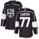 Jeff Carter Men's Los Angeles Kings Stitched Home Black Jersey