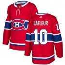 Guy Lafleur Men's Montreal Canadiens Stitched Home Red Jersey