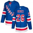 Jimmy Vesey Men's New York Rangers Stitched Royal Home Blue Jersey