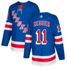 Mark Messier Men's New York Rangers Stitched Royal Home Blue Jersey