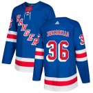 Mats Zuccarello Men's New York Rangers Stitched Royal Home Blue Jersey