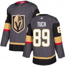 Alex Tuch Men's Vegas Golden Knights Stitched Home Gray Jersey