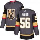 Erik Haula Men's Vegas Golden Knights Stitched Home Gray Jersey