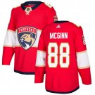 Jamie McGinn Men's Florida Panthers Stitched Home Red Jersey