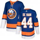Calvin de Haan Men's New York Islanders Calvin De Haan Stitched Royal Home Blue Jersey
