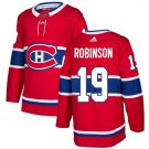 Larry Robinson Men's Montreal Canadiens Stitched Home Red Jersey