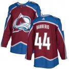 Mark Barberio Men's Colorado Avalanche Stitched Burgundy Home Red Jersey