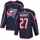 Ryan Murray Men's Columbus Blue Jackets Stitched Home Navy Blue Jersey