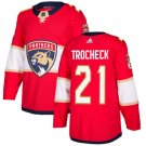 Vincent Trocheck Men's Florida Panthers Stitched Home Red Jersey