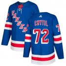 Filip Chytil Men's New York Rangers Stitched Royal Home Blue Jersey