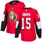 Zack Smith Men's Ottawa Senators Stitched Home Red Jersey