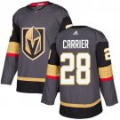 William Carrier Men's Vegas Golden Knights Stitched Home Gray Jersey