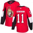 Daniel Alfredsson Men's Ottawa Senators Stitched Home Red Jersey