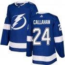 Ryan Callahan Men's Tampa Bay Lightning Stitched Royal Home Blue Jersey