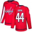 Brooks Orpik Men's Washington Capitals Stitched Home Red Jersey