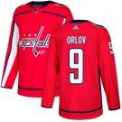 Dmitry Orlov Men's Washington Capitals Stitched Home Red Jersey