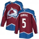 Rob Ramage Men's Colorado Avalanche Stitched Burgundy Home Red Jersey