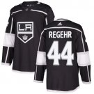 Robyn Regehr Men's Los Angeles Kings Stitched Home Black Jersey