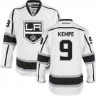 Men's Los Angeles Kings #9 Adrian Kempe White Stitched Jersey