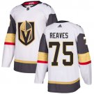 Men's Vegas Golden Knights #75 Ryan Reaves White Stitched Jersey