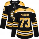 Charlie McAvoy Women's Boston Bruins Authentic Home Jersey - Black