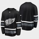 Men'S Red Wings 2019 All-Star Game Parley Stitched Jersey Black