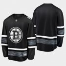 Men'S Bruins 2019 All-Star Game Parley Stitched Jersey Black