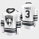 Florida Panthers #3 Keith Yandle 2019 All-Star Game Parley White Stitched Jersey