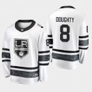Los Angeles Kings #8 Drew Doughty 2019 All-Star Game Parley White Stitched Jersey