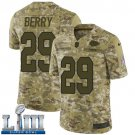 Eric Berry Men's Camo Stitched Jersey Super Bowl LIII #29 Chiefs