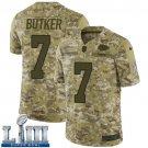 Harrison Butker Men's Camo Stitched Jersey Super Bowl LIII #7 Chiefs