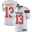 Nike Cleveland Browns 13 Odell Beckham Jr White Limited Jersey