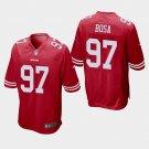 Men's 2019 San Francisco 49ers #97 Nick Bosa Game Scarlet Jersey